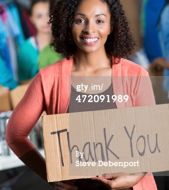The opposite of Thank You